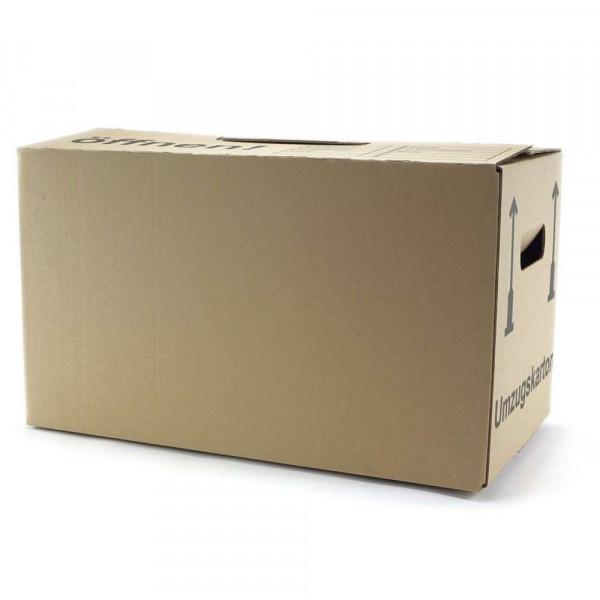 Cartons de déménagement (marron), Lot de 5
