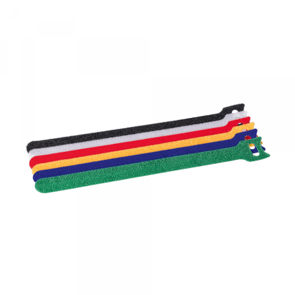 Hook-and-loop cable tie, 16/32/210mm