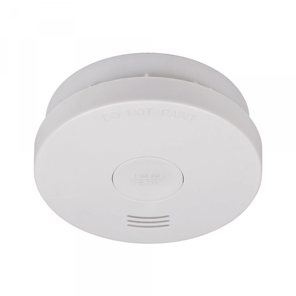 Brennenstuhl smoke detector with integrated battery