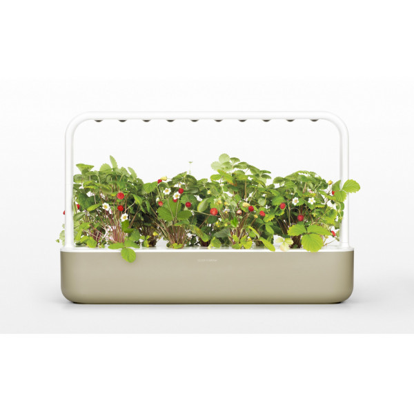 Click and Grow Kräutertopf Smart Garden 9 Beige
