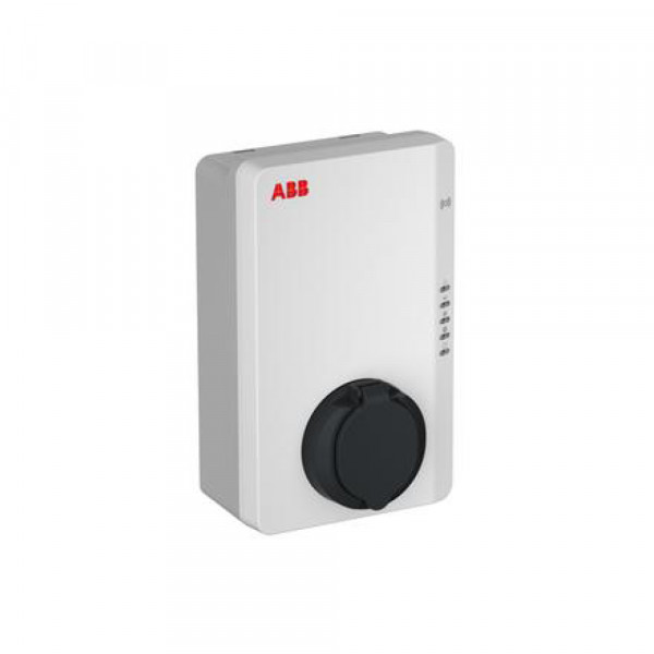 ABB Charging Station Terra AC 22 kW RFID, 4G Type 2 Socket